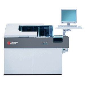 AU480 Chemistry Analyzer