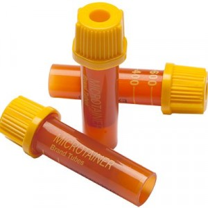 Microtainer® Blood Collection Tube Yellow