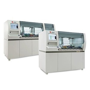 AutoMate 2500 Family Sample Processing Systems