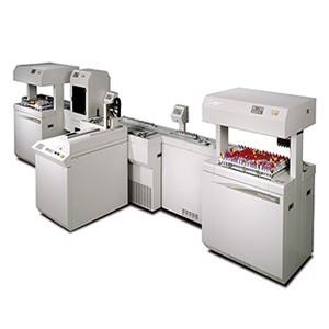 Power Processor Sample Handling System